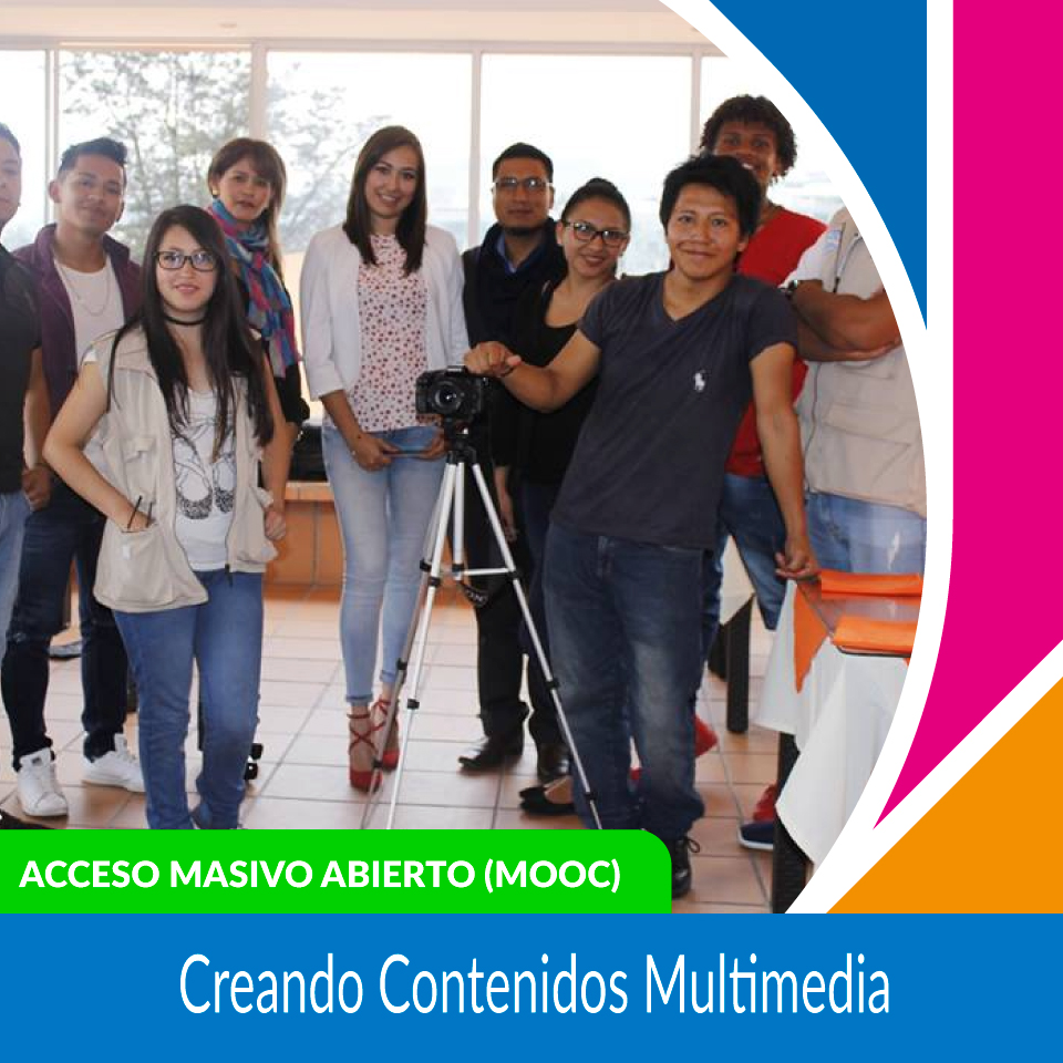 Creando Contenidos Multimedia